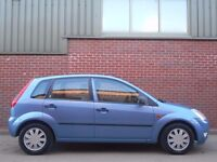 2003 Ford Fiesta GHIA 5Doors Manual With 12 Month MOT PX Welcome