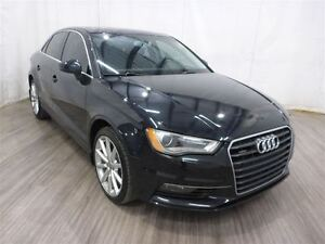 2015 Audi A3 2.0T Progressiv Leather Navigation Sunroof