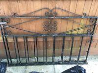 garden Wrought Iron gates