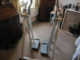 Gravity Walker exercise equipment, Infiniti Fitness Systems by Delta. Good condition.