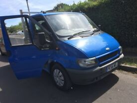 Ford transit tipper truck for sale