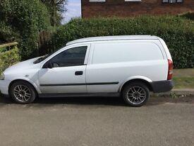 Astravan for sale, great little van £600 ono