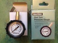Brand new pressure gauge