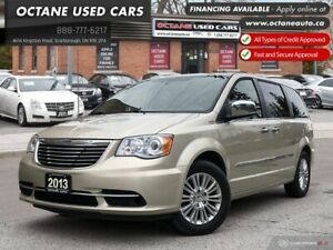 2013 Chrysler Town & Country Limited Accident-Free! One Owner!