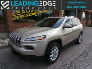 2015 Jeep Cherokee North W/ Upgrade package!