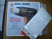 Black and Decker Paintstripper Heat Gun