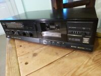 JVC CASSETTE PLAYER TD-x101b NICE SEPARATE