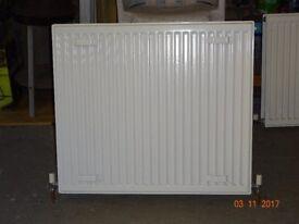 Central heating radiator - H 70 x W 80 x D 11 cms - £20.00 ono