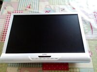 """19"""" UMC LCD tv with remote"""
