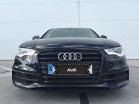 Audi A6 Tdi S Line Auto Avant Black Edition rs3 rs4 rs6 s3 gti gtd type r sti m sport vw bmw amg