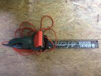 Edge trimmer 41cm Back & Decker