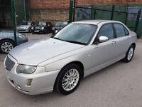 Rover 75 Diesel Automatic Connoisseur 2.0 Auto , 12 Months Mot, Service History, £1895