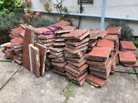 Original quarry tiles