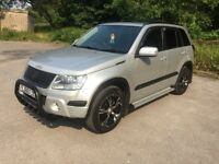 Suzuki Grand Vitara 2.4 AUTO LOW MILAGE!!!
