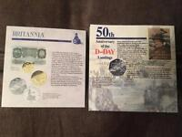 Royal Mint 1994 Brilliant Uncirculated Coin Collection