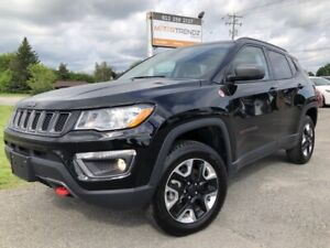 2018 Jeep Compass Trailhawk Trailhawk Loaded! NAV, Panorama R...