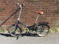 Viking Easy Street 6 Speed Folding Bike £110 ono