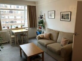 1 bed flat, Balham, 24hr concierge, 1 min walk to Tube/Overground, £1350 pcm (inc heating/hot water)