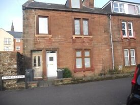 One bedroom ground floor apartment.Dock Park,Dumfries.
