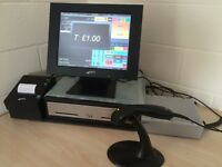 ★ Retail Epos & Touchscreen Till PoS Great for Discount, Phone, Repair, E-cig, Shop's, Dry Cleaners