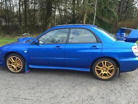 Subaru Impreza STI Type uk Blobeye