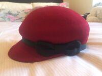 Cute Vintage-Inspired Hat