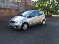 MERCEDES BENZ A 170 LOW MILEAGE!!!