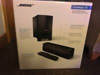 Bose cinemate 15 hardly used