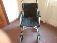 Brand new wheel chair