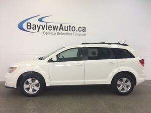 2014 Dodge JOURNEY SE - UCONNECT! CRUISE! PARK AID! ALLOYS!