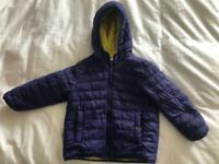 Boden reversible coat