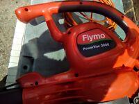 Leaf vacuum Flymo PowerVac 3000