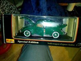 Limited edition beetle nice collectors item