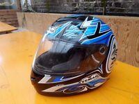 Vemar motorbike helmet