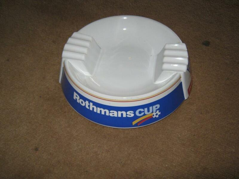 Rothmans Cup Ashtray