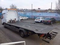 AUCTION CAR RECOVERY TRANSPORT CAR TOW TRUCK TOWING SERVICE M11 M25 A2 A12 BREAKDOWN ASSISTANCE