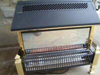 DIMPLEX ELECTRIC FIRE IN EXCELLENT CONDITION ONLY £15 FOR QUICK SALE