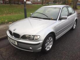 2003 BMW 316i SE 1.8 PETROL ONE OWNER FORM NEW RECENTLY FULL 12 MONTHS MOT AND FULL SERVICE