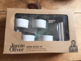 Jamie Oliver Creme Brûlée Set