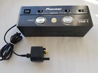 Pioneer VSW-1 PROFESSIONAL Video Switcher for DVJ-1000 System