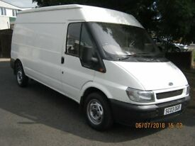 2003 FORD TRANSIT 280 LWB MOT TILL MAY 2019 SOLD
