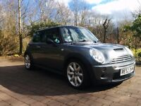 R53 Mini Cooper S with many extras