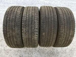 4 Goodyear Wrangler SR-A - 275/60/20- 60%- $60 for ALL 4