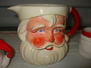 Santa Face Mug and 4 cups. Cambridge Kitchener Area image 2