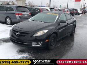 2011 Mazda MAZDA6 GT | LEATHER | ROOF | HEATED SEATS