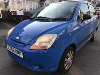 CHEVROLET MATIZ SE 1.0L / CLEAN CAR / FULL STAMPED SERVICE HISTORY / 1 PREVIOUS OWNER / ONLY £795