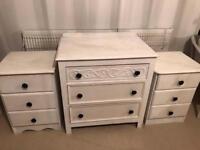 Bedroom furniture drawers dressing table