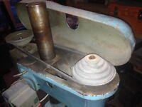 Meddings floor standing Pillar drill