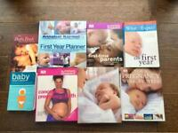 8 Pregnancy, Birth and Baby Books