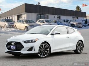2019 Hyundai Veloster 2.0 GL,ECO/SPORT,B.TOOTH,REARVIEW CAM
